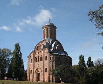 П'ятницька церква, м. Чернігів - Міграція